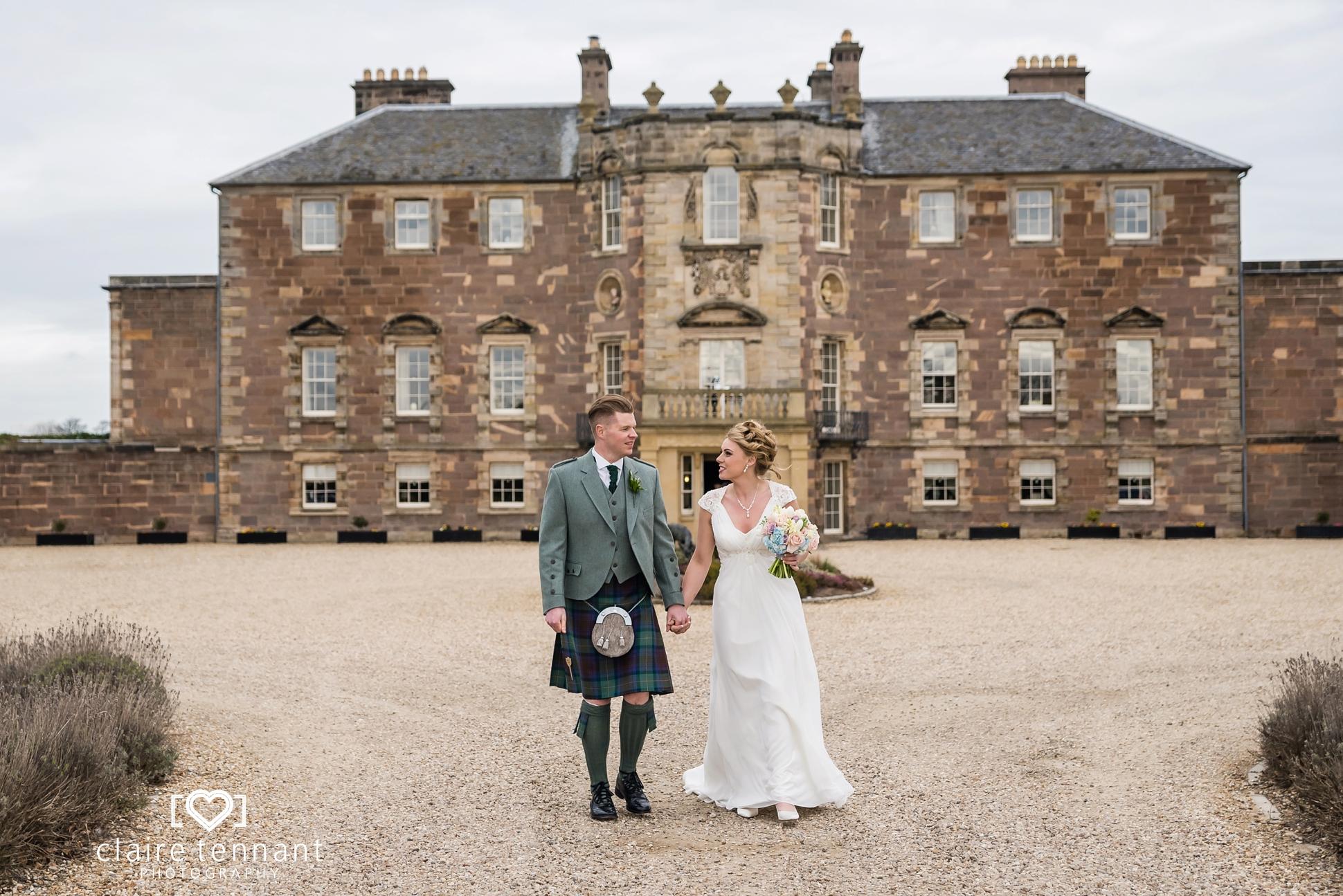 Archerfield Mansion House wedding_0025