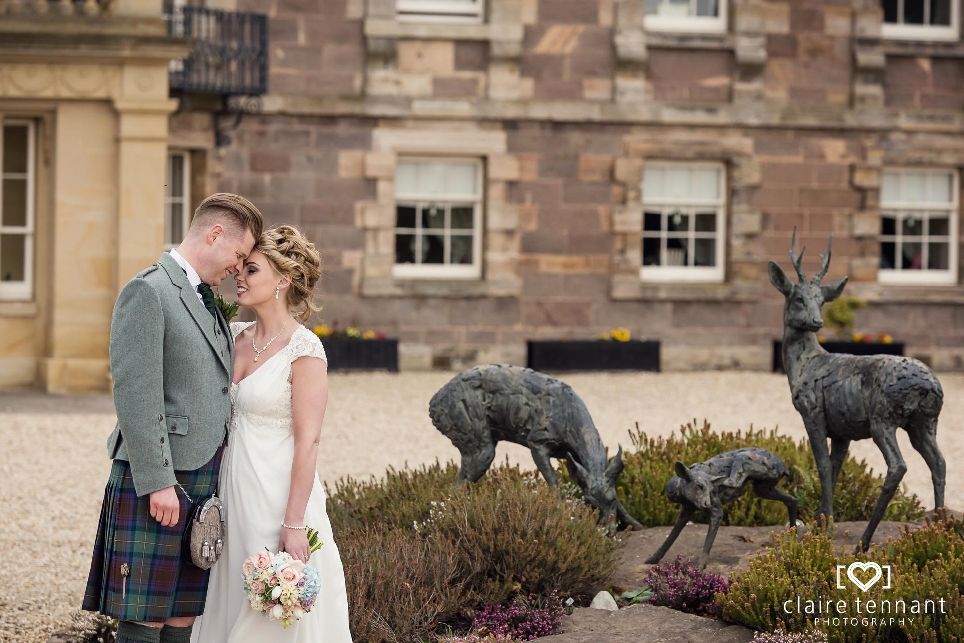 Archerfield Mansion House wedding_0029