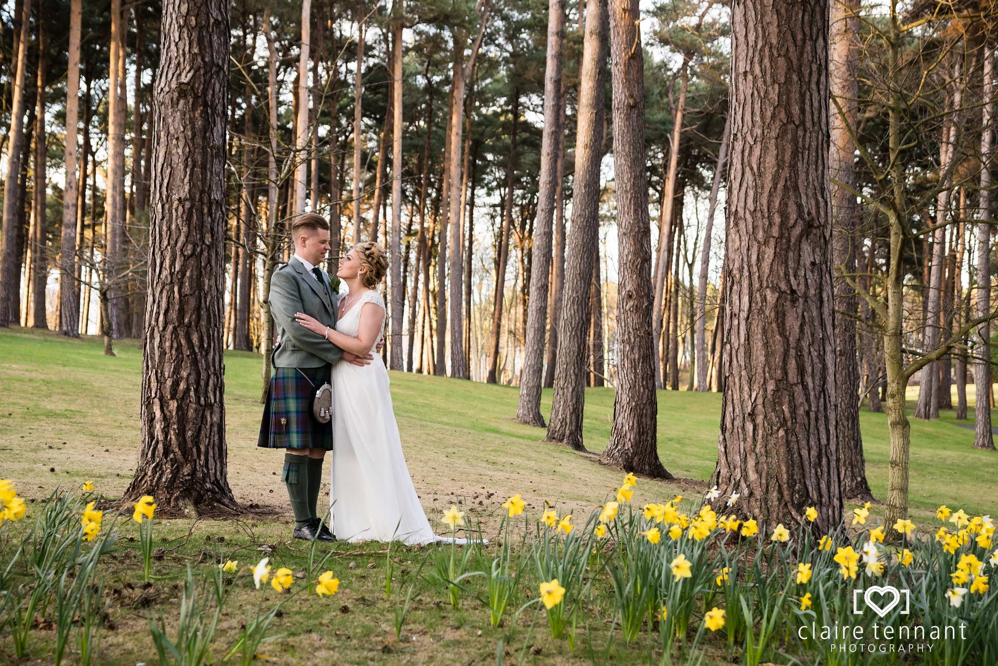 Archerfield House and Waterfront wedding