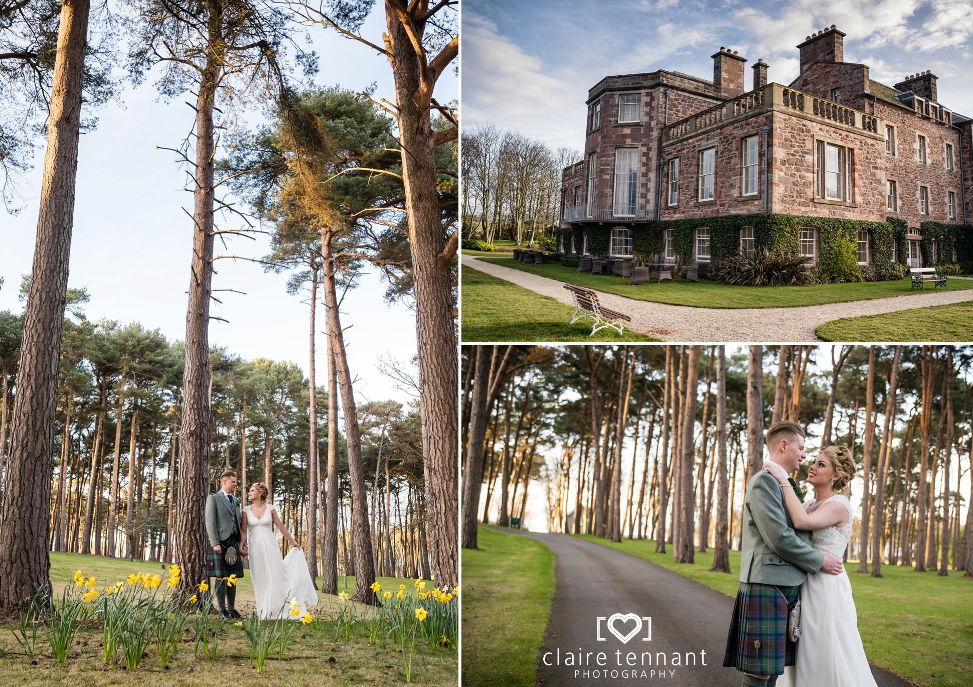 Archerfield Mansion House wedding_0037