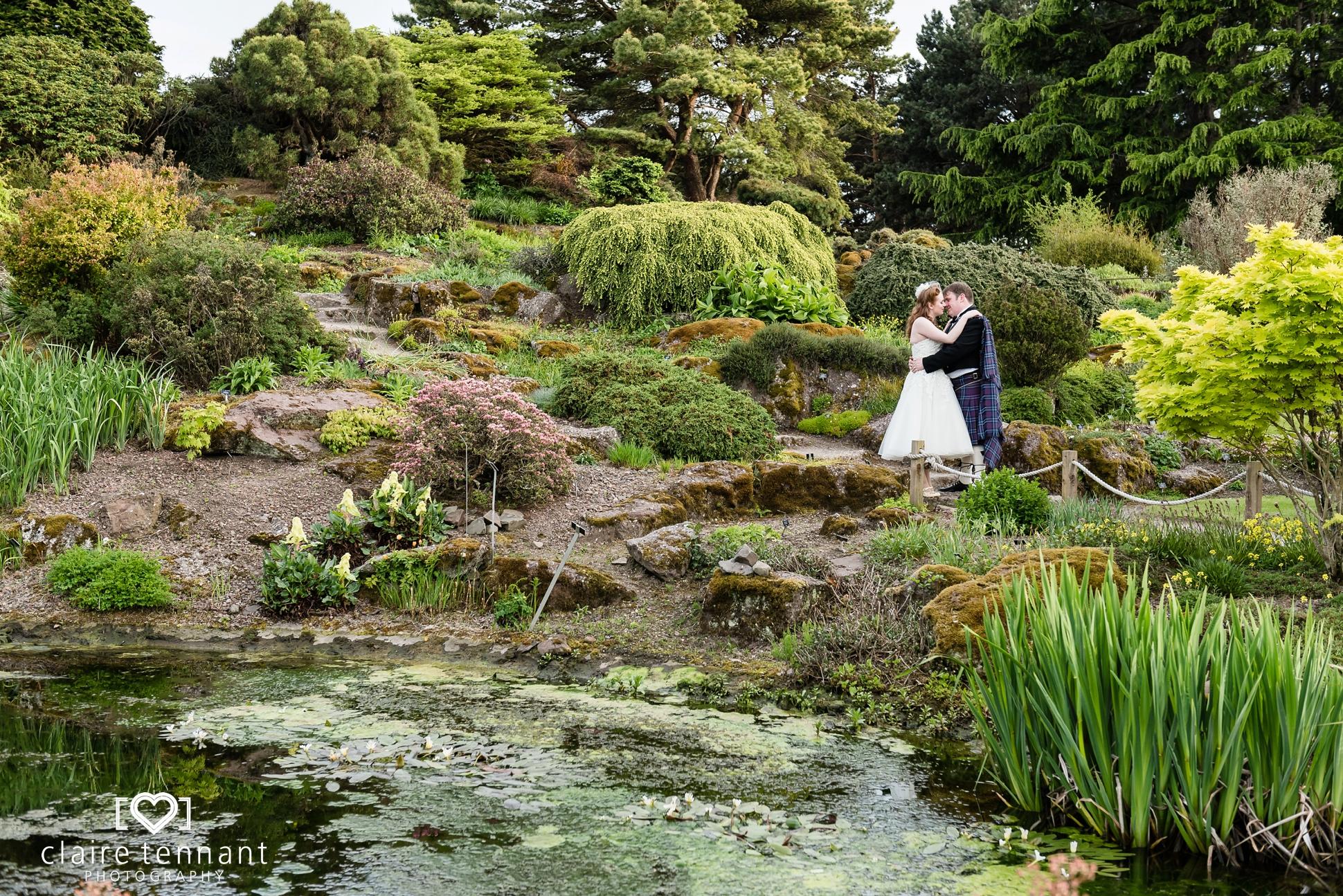 Royal Botanic Garden Wedding Photography