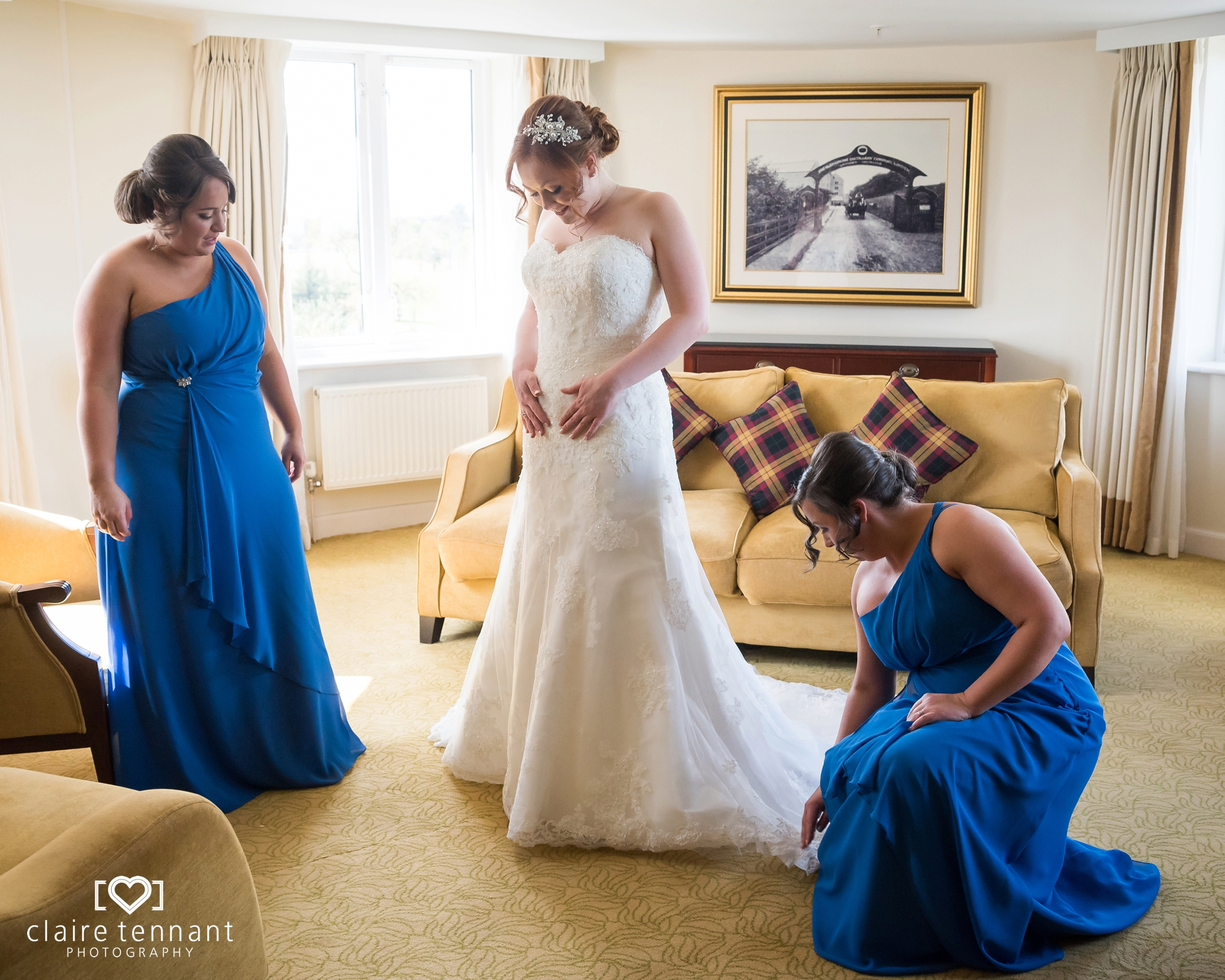 Dalmahoy Wedding Photographer_0007