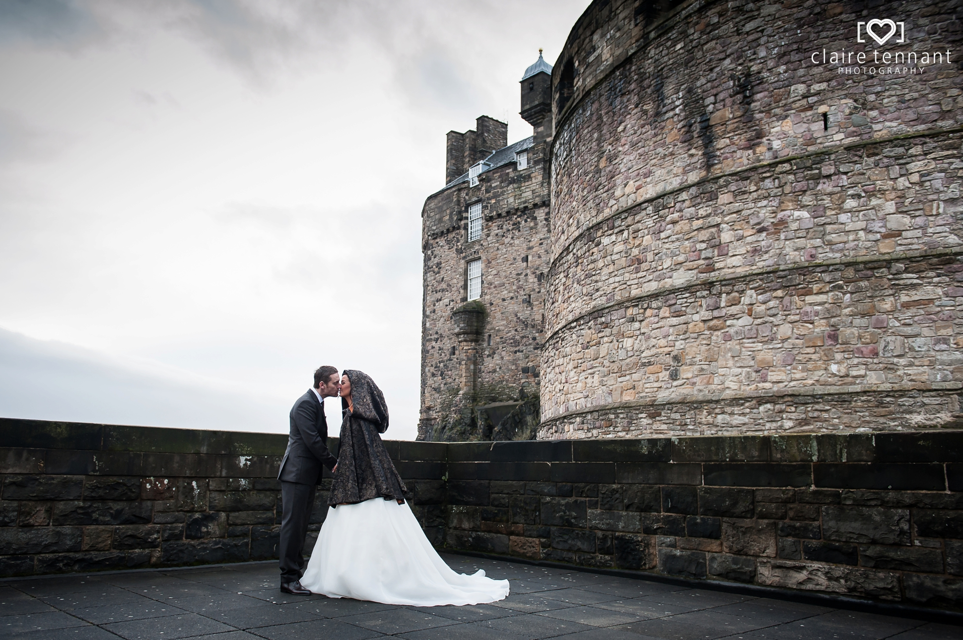 Edinburgh Castle Elopement
