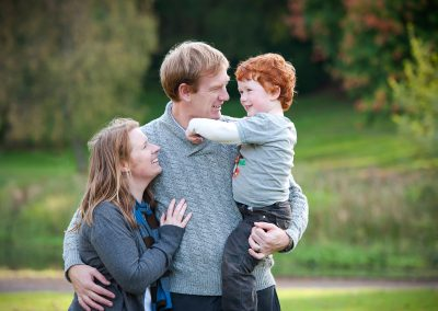 family photography in edinburgh