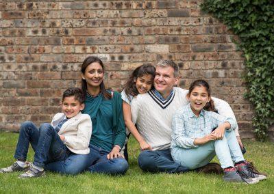 family photography in edinburgh