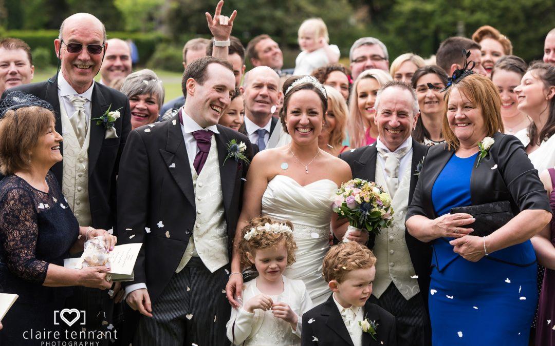 St John's Church, Portobello and Edinburgh Carlton Hotel Wedding