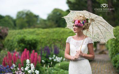 Glamorous wedding styled shoot at beautiful Newhall Estate