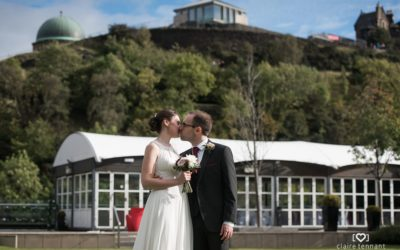 Romantic Autumn Outdoor Wedding at The Glasshouse