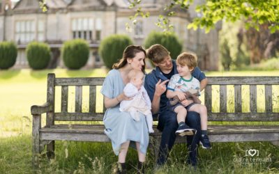 Relaxed Family Photography in Edinburgh