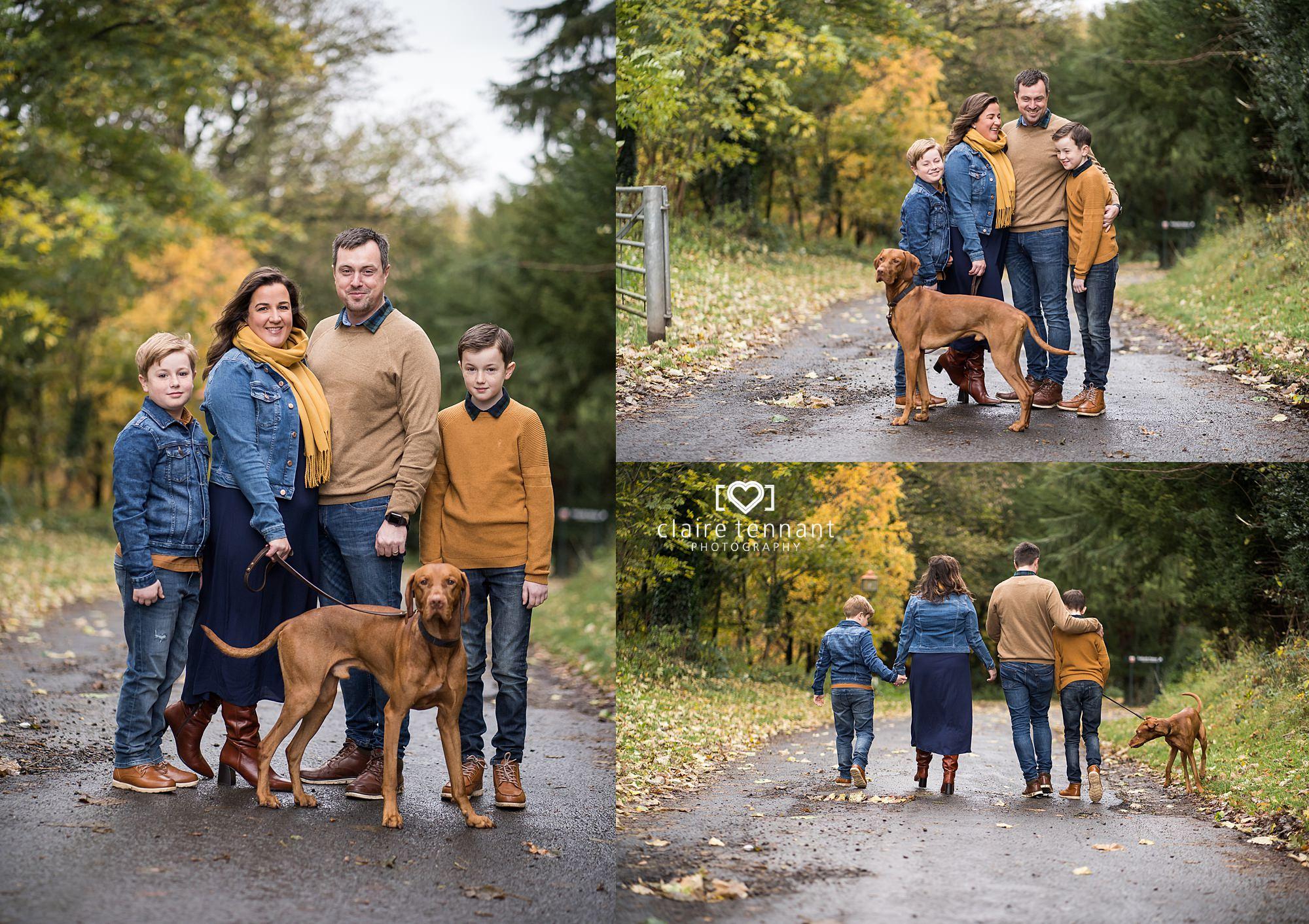 Autumn Family Shoot