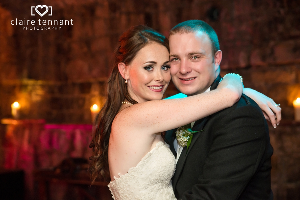 Central Edinburgh Wedding at the Rowantree