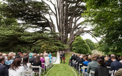 Beautiful Summer Wedding at Broxmouth Park
