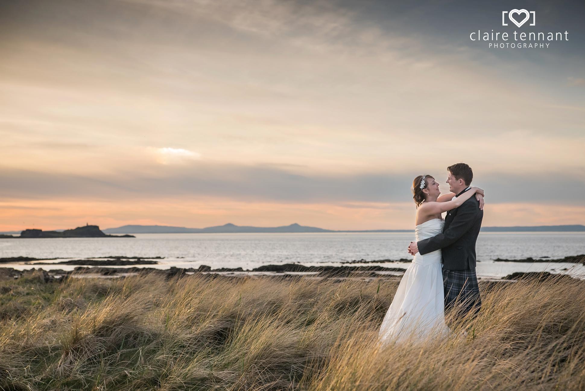 Macdonald Marine Hotel Wedding, North Berwick