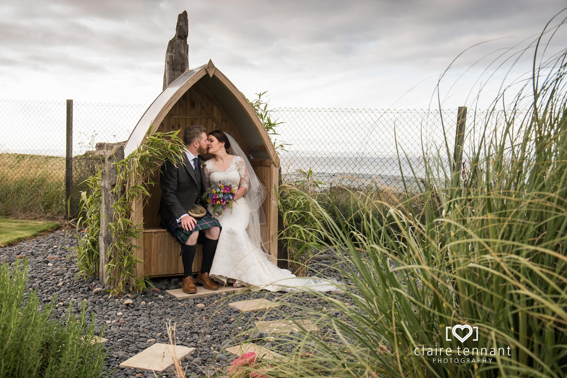 Archerfield Waterfront Wedding