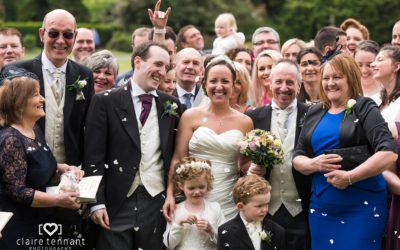 St John's Church, Portobello and Edinburgh Carlton Hotel Wedding