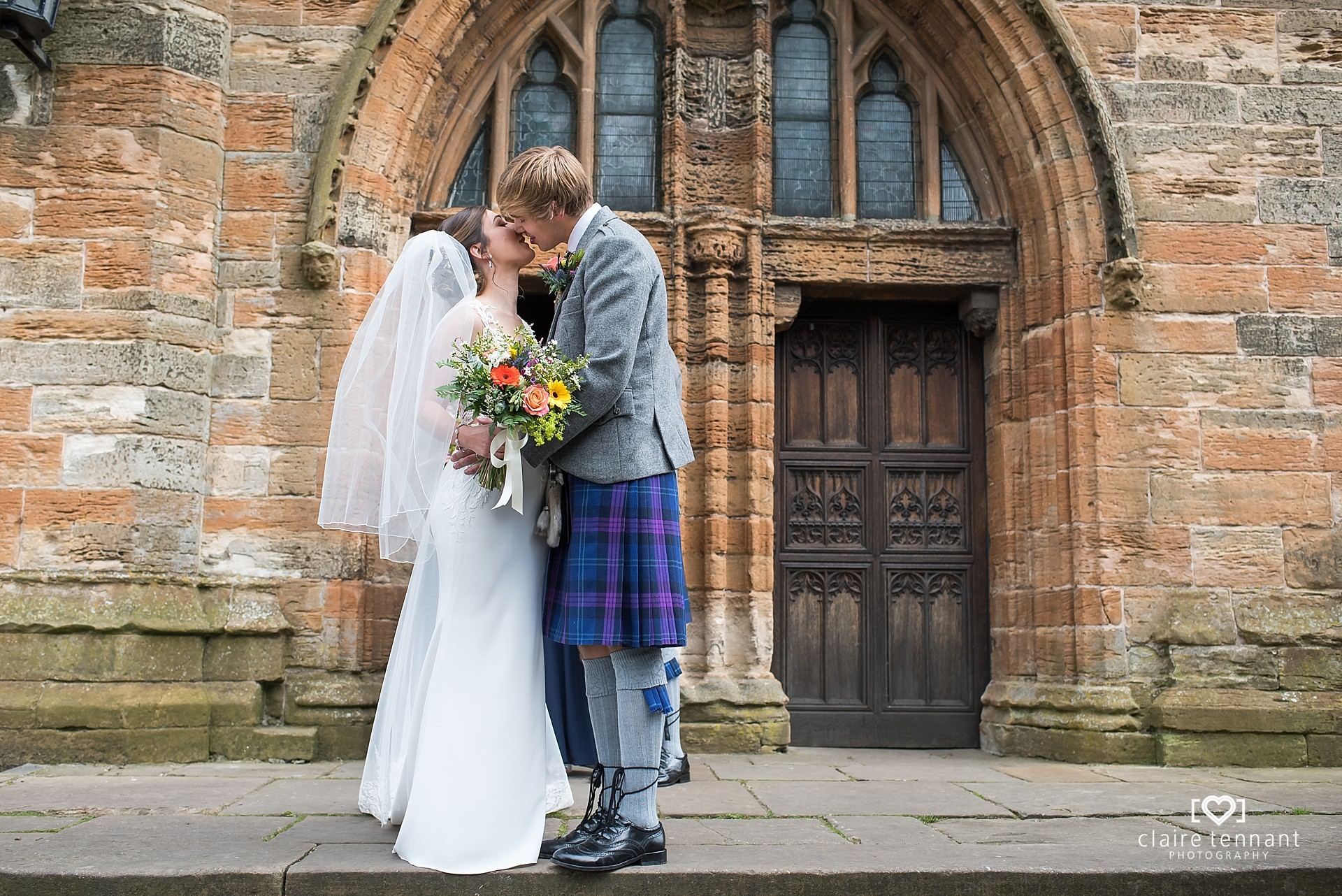 St Michaels Church wedding