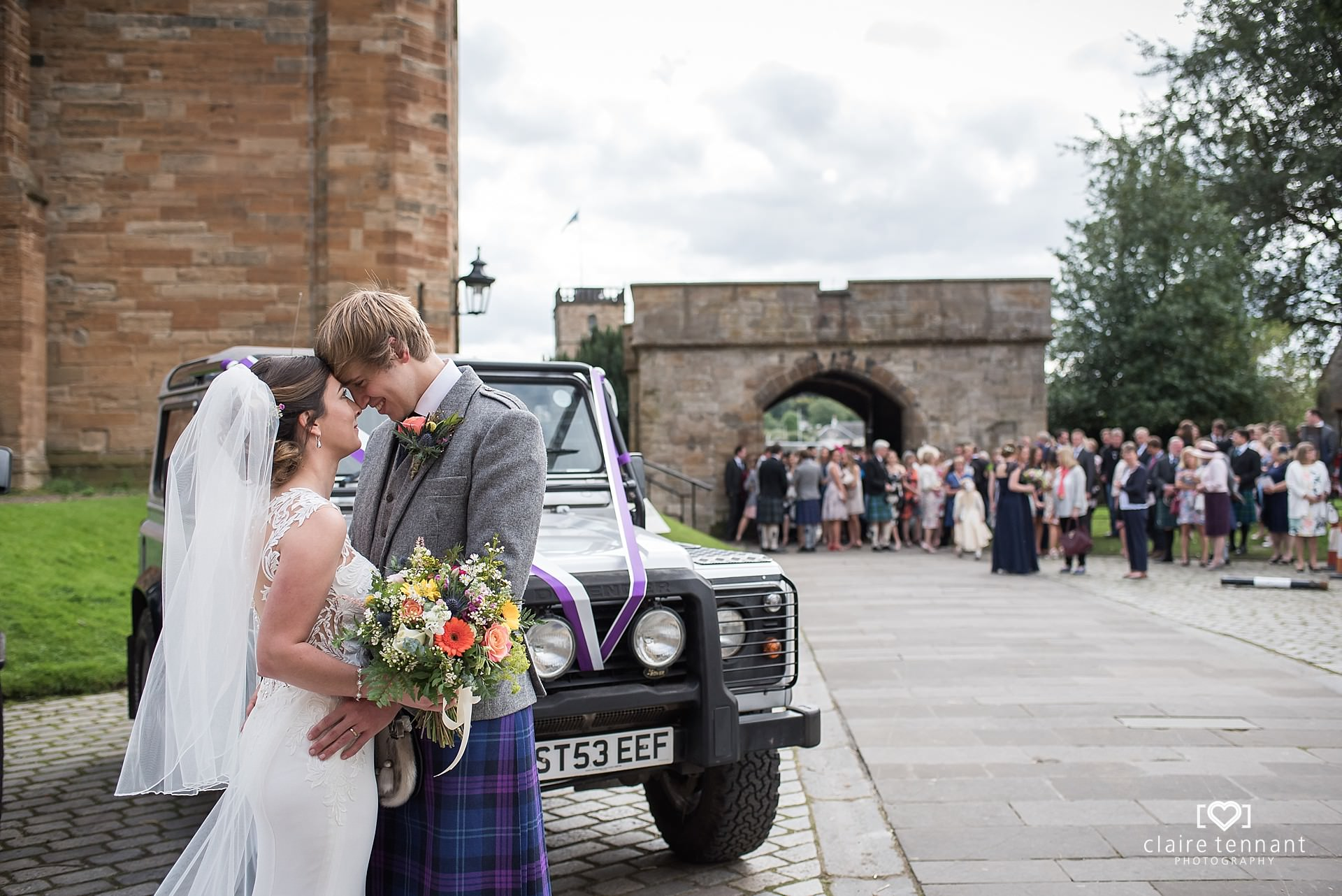 St Michael's Church Wedding