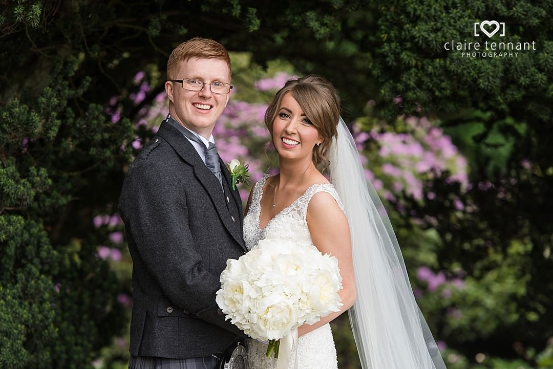 Summer outdoor wedding at Dundas Castle_0001