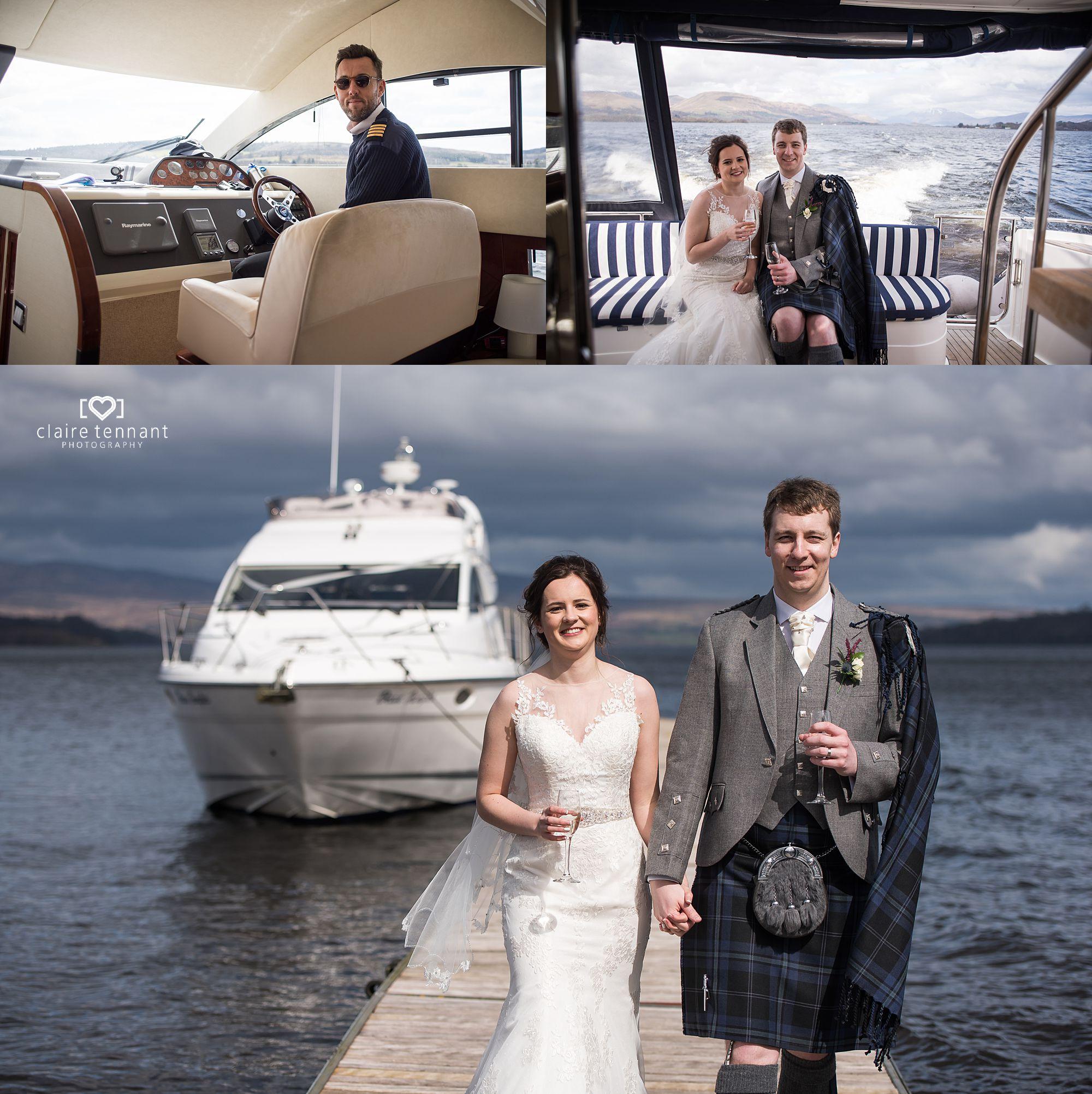 Beau Jangles Loch Lomond